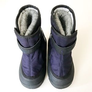 L.L. Bean Toddler Snow Boots with Lining Size 6